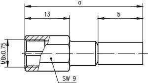 Разъем для гибких кабелей J01700A0009