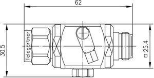 Грозоразрядник с газовой капсулой J01028A0036