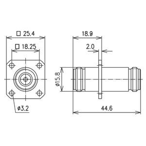 Внутрисерийный ВЧ адаптер BN 944951