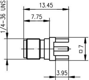 Разъем для печатных плат J01151A0931