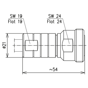 Разъем для фидерных кабелей BN 710339