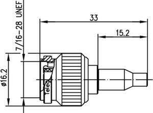 Разъем для гибких кабелей J01010A0038