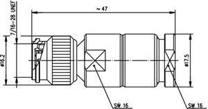 Разъем для гибких кабелей J01010A2940