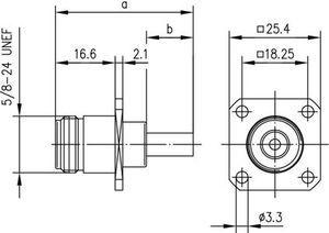 Разъем для гибких кабелей J01021A0153