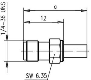 Разъем для гибких кабелей J01151A0611