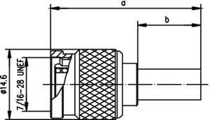 Разъем для гибких кабелей J01010A0046