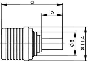 Разъем для гибких кабелей J01420A0015