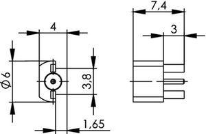 Разъем для печатных плат J01390C0005