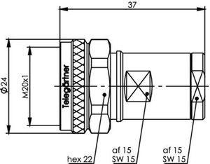 Разъем для гибких кабелей J01440A0011