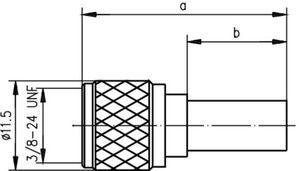 Разъем для гибких кабелей J01045F0003