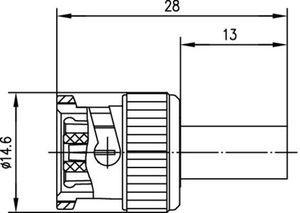 Разъем для гибких кабелей J01000R0000