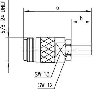 Разъем для гибких кабелей J01021H0097