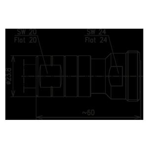 Разъем для фидерных кабелей BN 710359