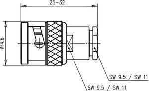 Разъем для гибких кабелей J01000F0608