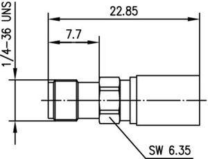 Разъем для гибких кабелей J01151A1061