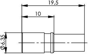 Разъем для гибких кабелей J01161A0791