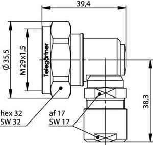 Разъем для гибких кабелей J01120B0016