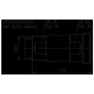 Разъем для фидерных кабелей BN 710389