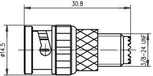 Междусерийный ВЧ адаптер J01008F0073