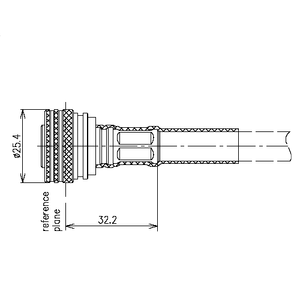 Разъем для гибких кабелей BN 431129