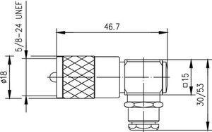 Разъем для гибких кабелей J01040B1201
